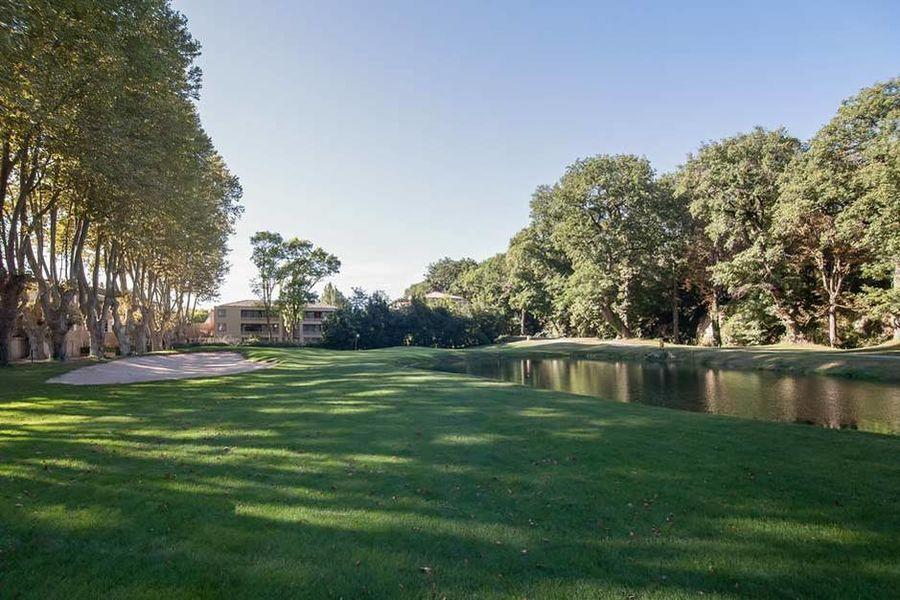 Moulin de Vernègues - Le golf