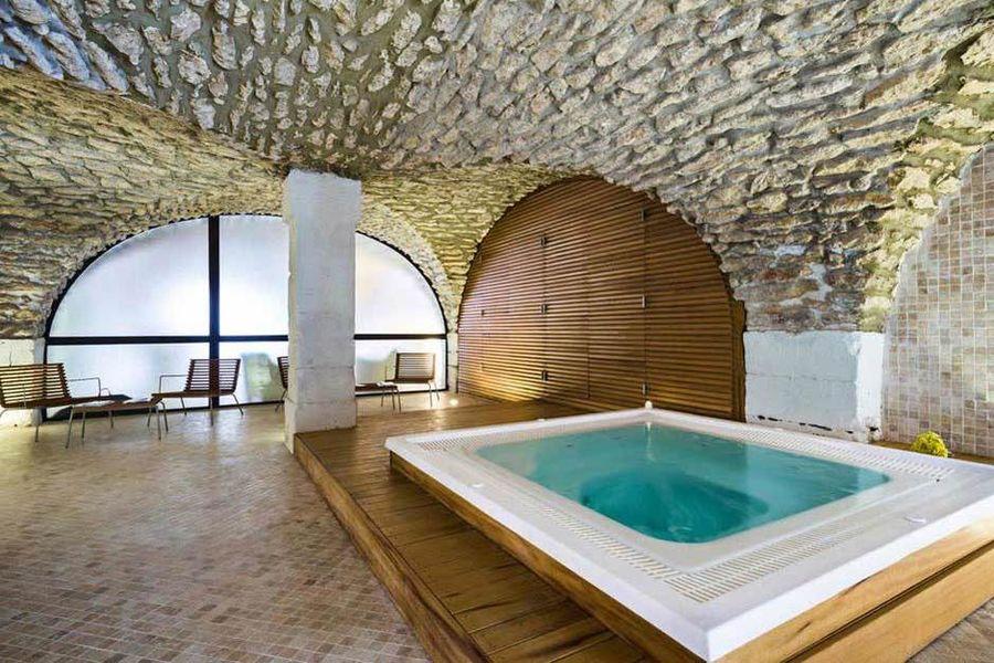 Moulin de Vernègues - Le spa 2