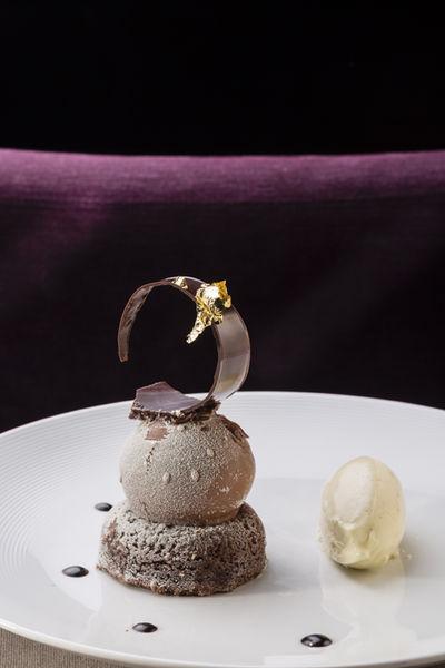 Hôtel Ermitage Evian Resort - La cuisine 4