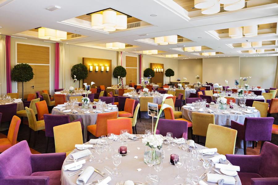 Hôtel Ermitage Evian Resort - Le restaurant
