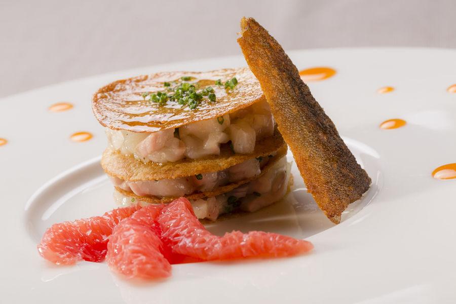 Hôtel Ermitage Evian Resort - La cuisine 2