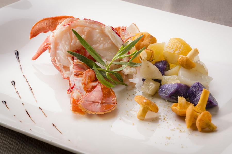 Hôtel Ermitage Evian Resort - La cuisine