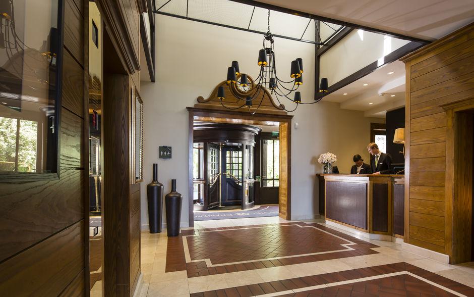 Hôtel Ermitage Evian Resort - Les espaces intérieurs