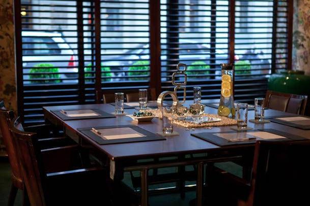 Renaissance Paris Vendome - Bar Chinois 1