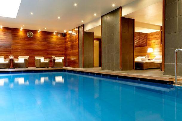 Renaissance Paris Vendome - Indoor Pool