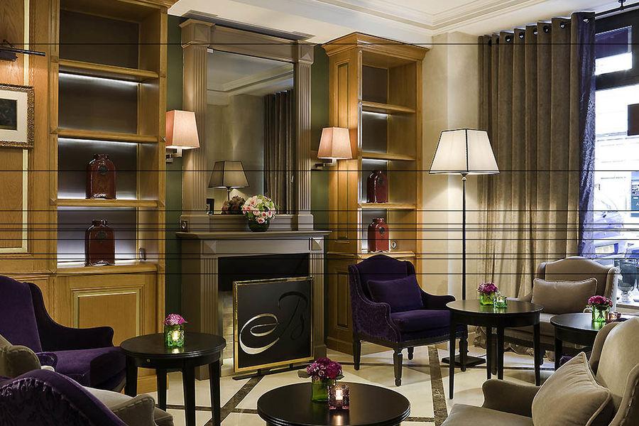 Hôtel Baltimore Paris Champs Elysées MGallery Collection - Salon 1