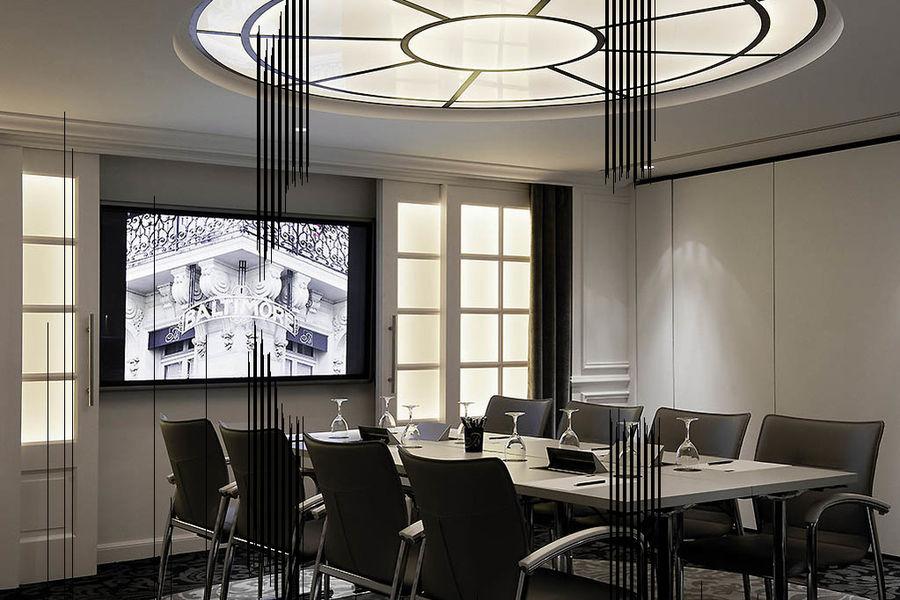 Hôtel Baltimore Paris Champs Elysées MGallery Collection - Salon Foch