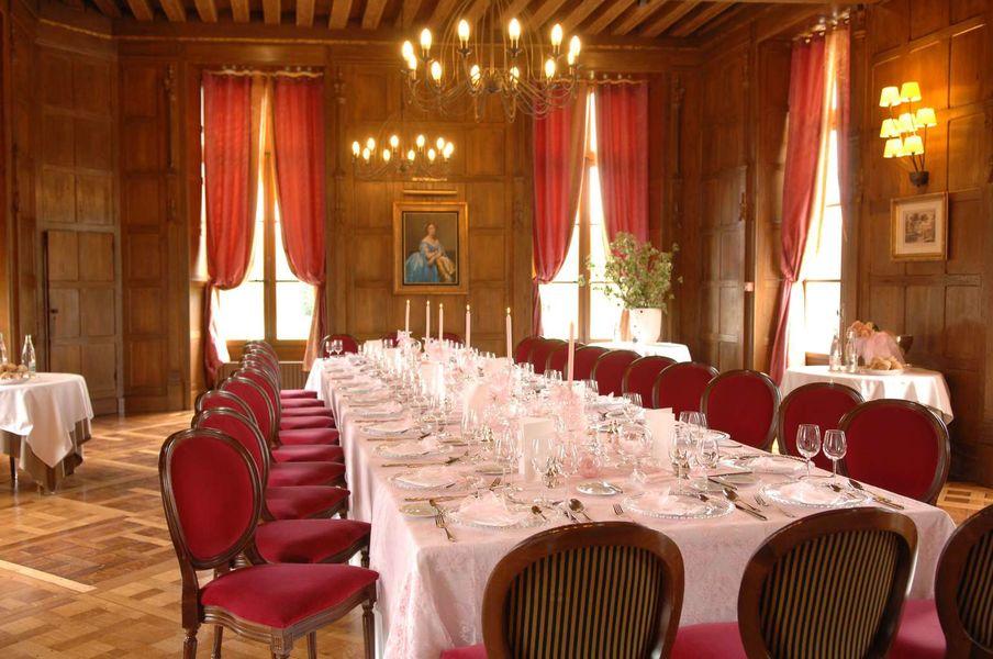Château d'Augerville - Banquet