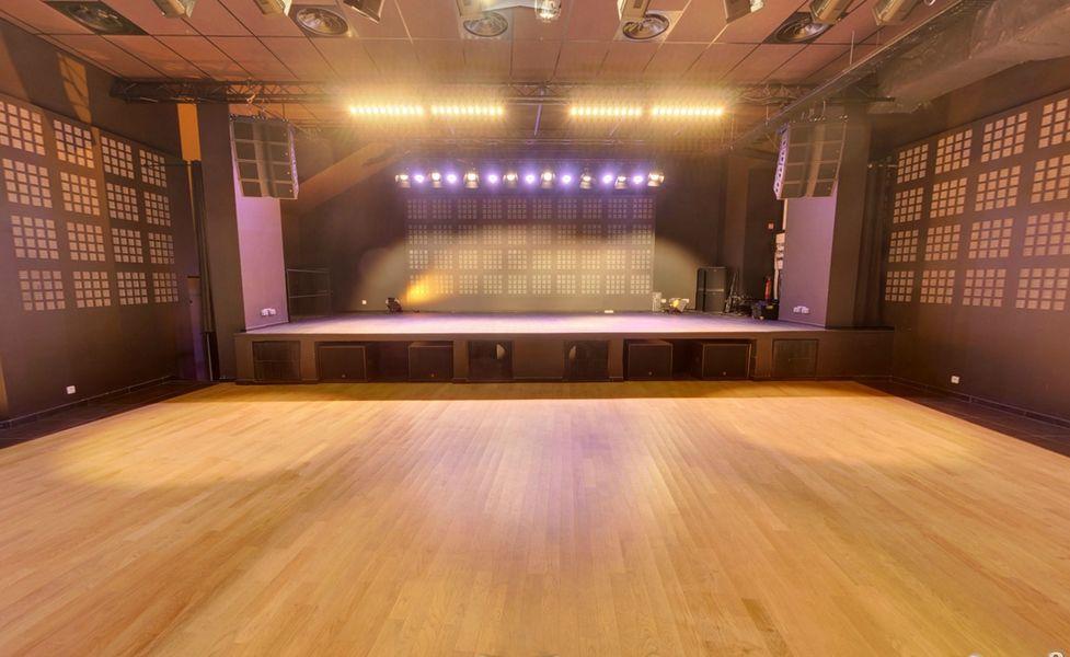 Pan Piper - Auditorium 3