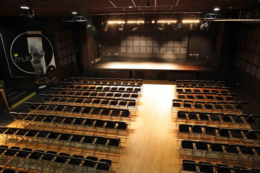 Pan Piper - Auditorium théâtre 2