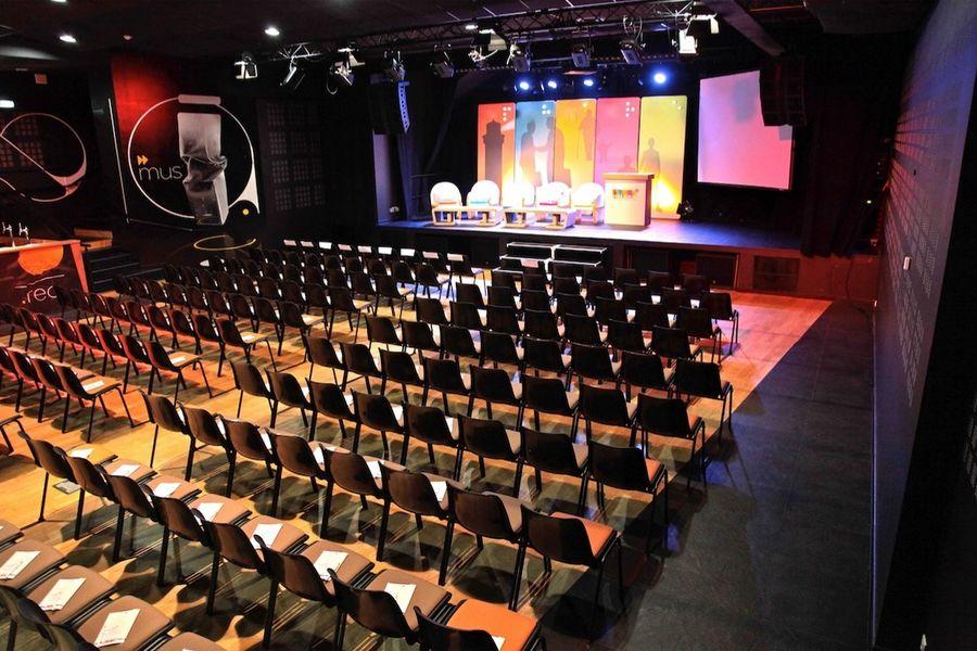 Pan Piper - Conference Auditorium