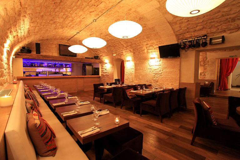 Café Louise - Cave 1