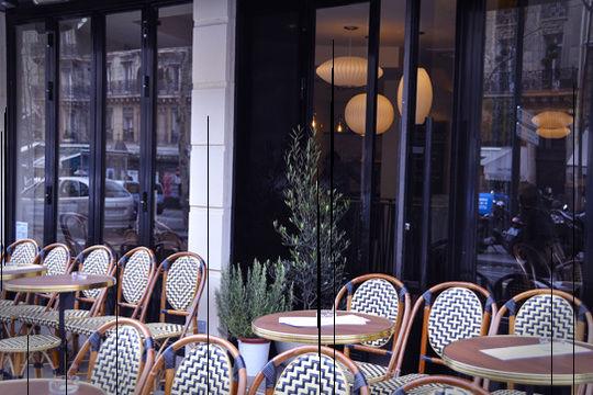 Café Louise - Terrasse 2