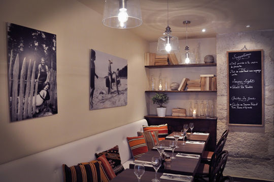 Café Louise - Salle principale 2