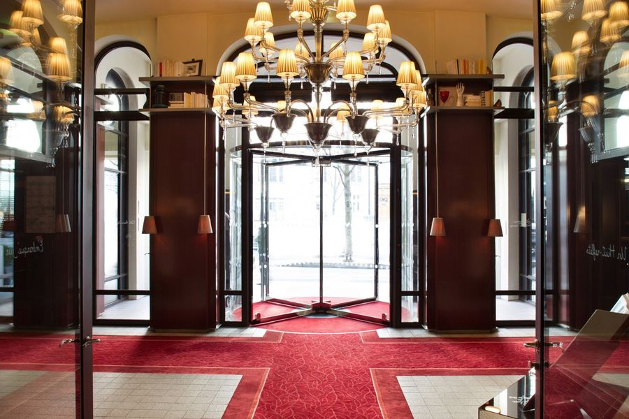 Le Royal Monceau Raffles Paris - Entrée 3