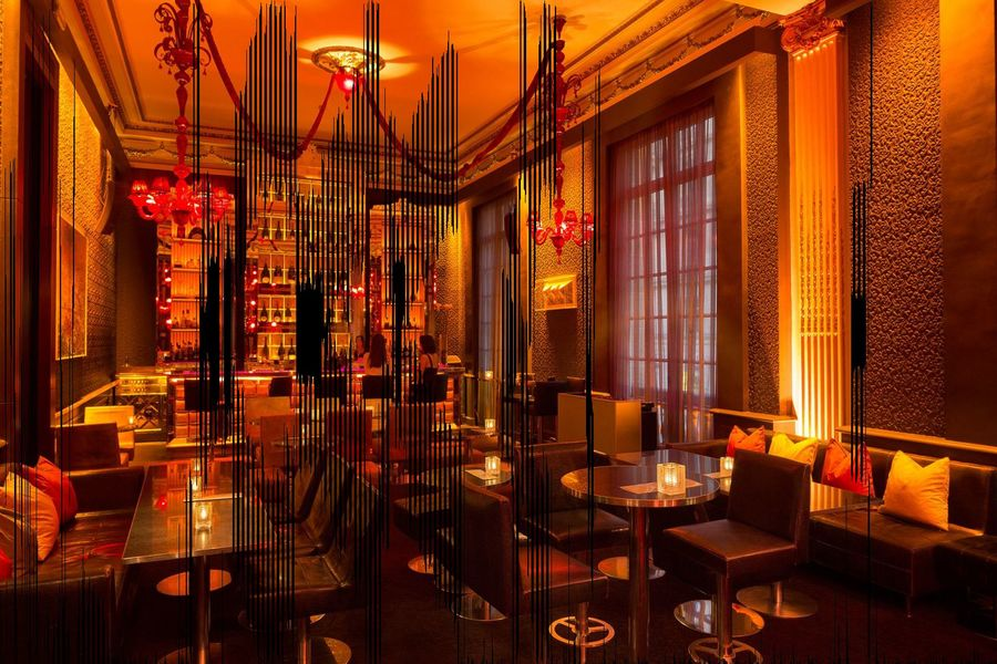 Hôtel Pershing Hall - American Legion Bar 1
