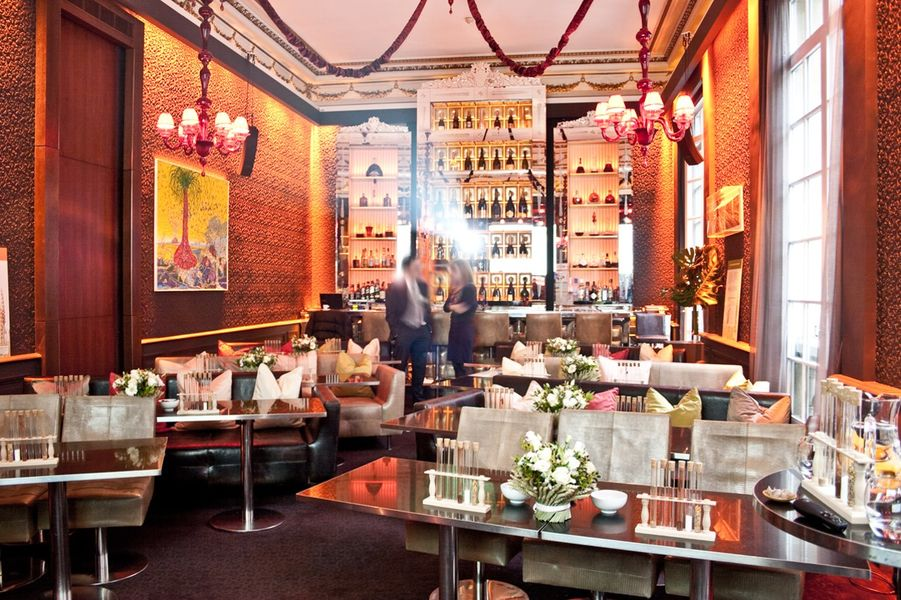 Hôtel Pershing Hall - American Legion Bar 4