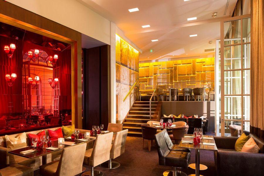 Hôtel Pershing Hall - American Legion Lounge 3