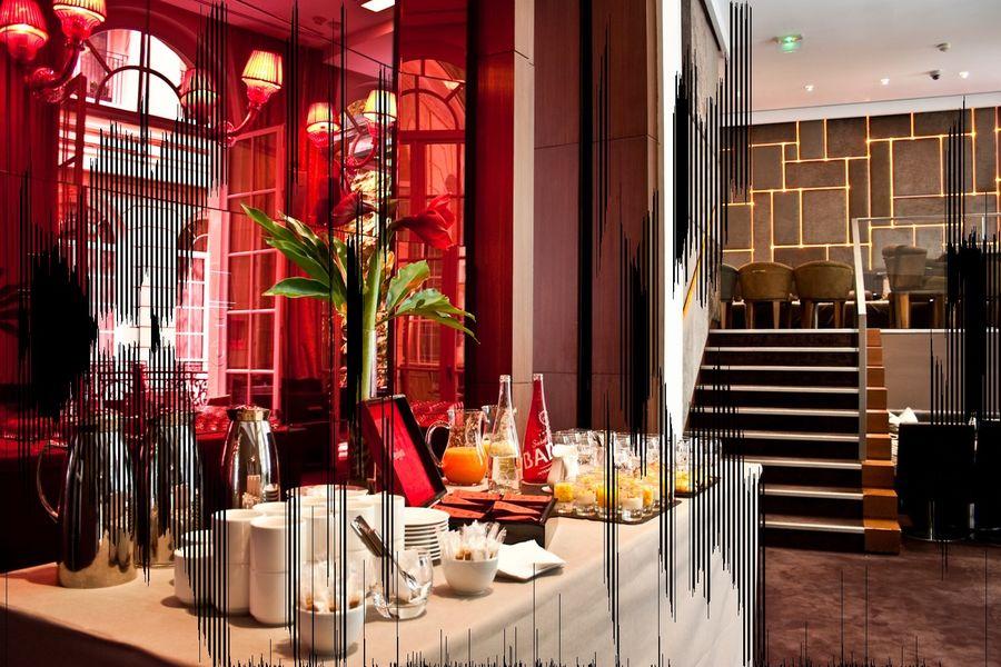 Hôtel Pershing Hall - American Legion Lounge 4