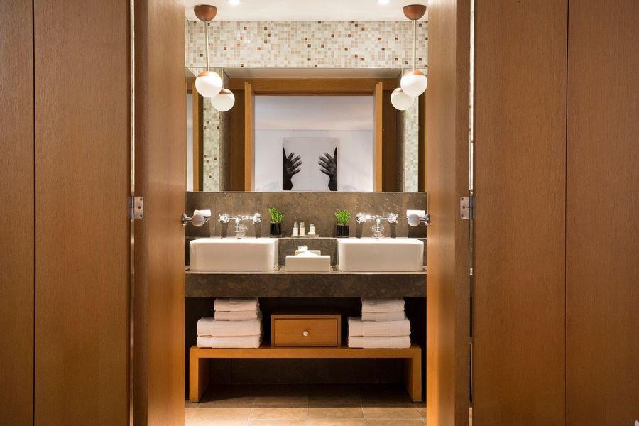 Hôtel Pershing Hall - Salle de bain 2