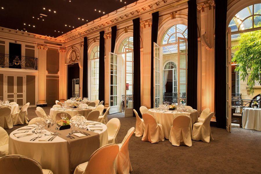Hôtel Pershing Hall - Salon Pershing Banquet 1