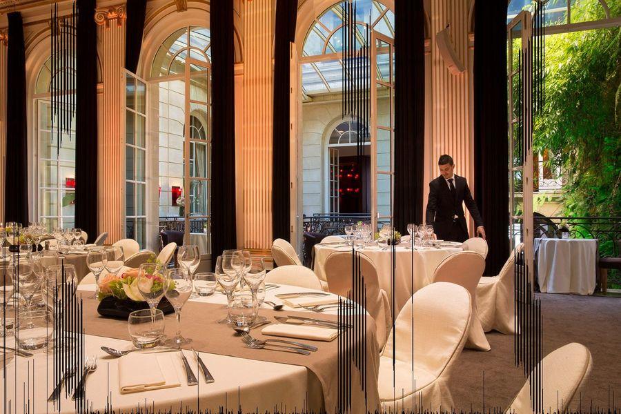 Hôtel Pershing Hall - Salon Pershing Banquet