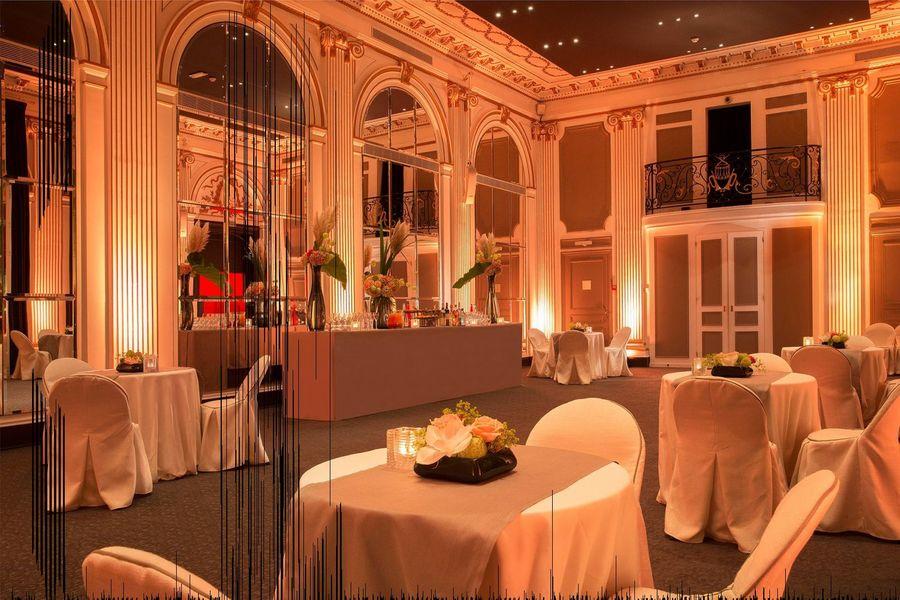 Hôtel Pershing Hall - Salon Pershing Cocktail
