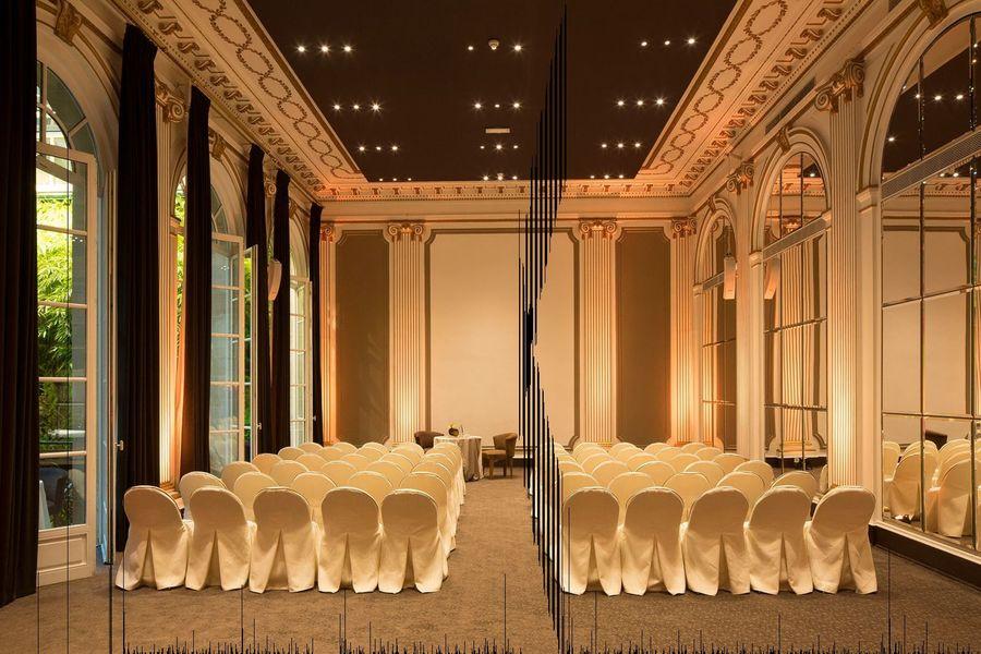 Hôtel Pershing Hall - Salon Pershing Théâtre