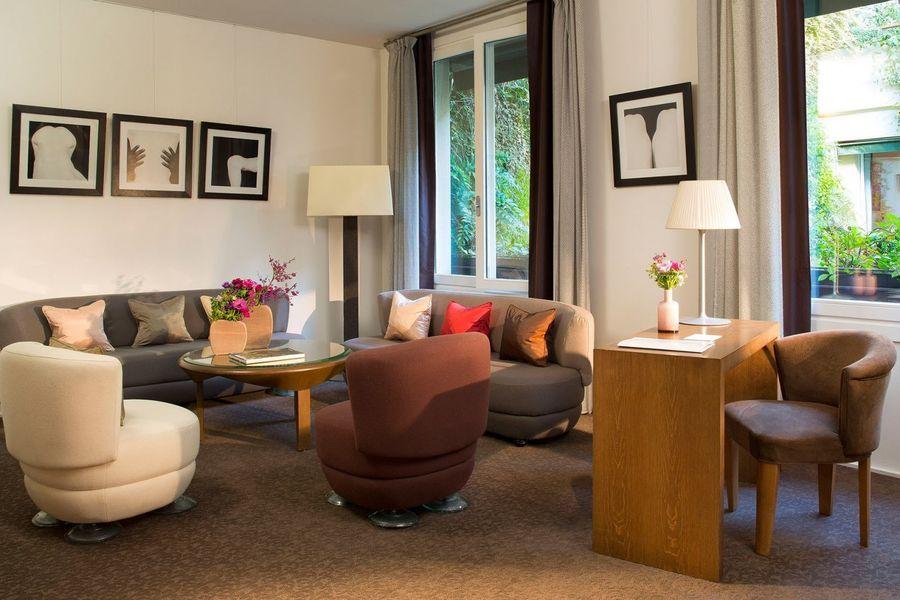 Hôtel Pershing Hall - Suite 2