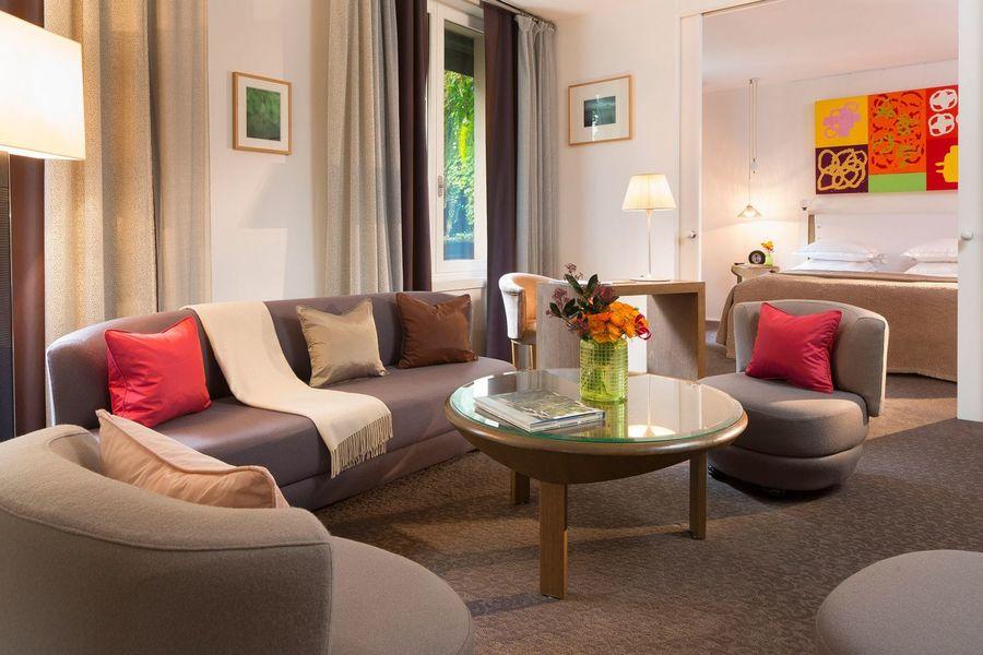 Hôtel Pershing Hall - Suite