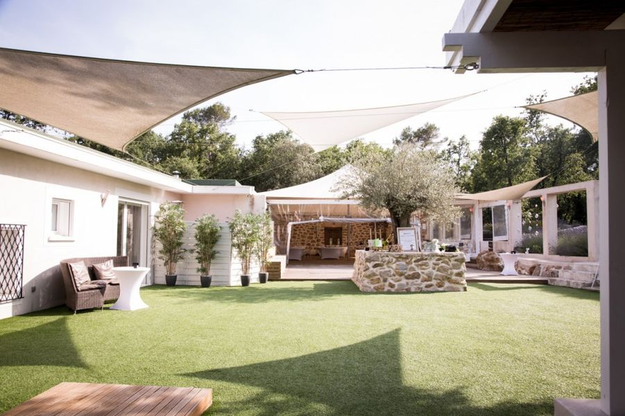 Villa Azzaro - Les espaces extérieurs 3