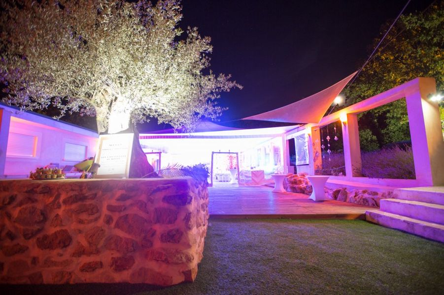 Villa Azzaro - Vue nocturne 2