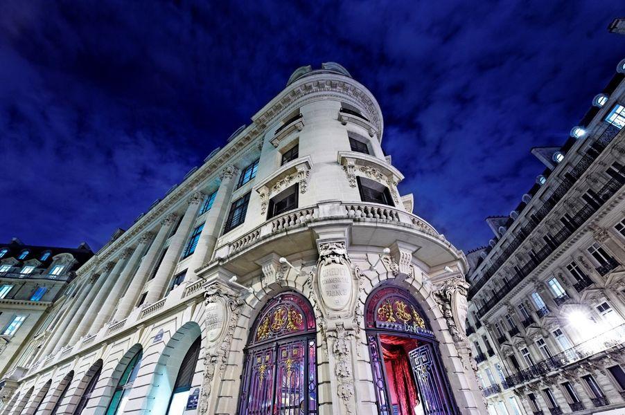 Hôtel Banke - Façade