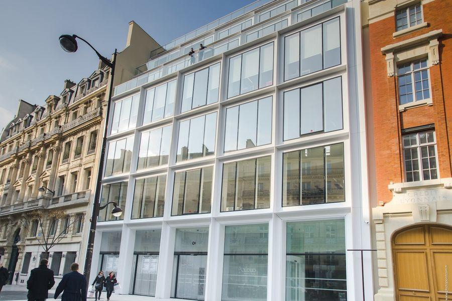 Cloud Business Center - Façade