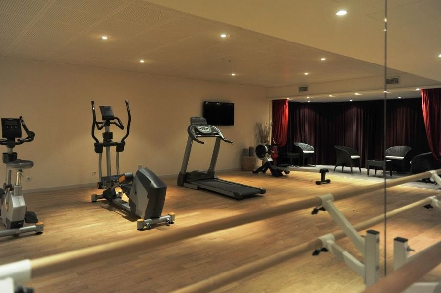 Mercure Maurepas Saint Quentin - Salle fitness