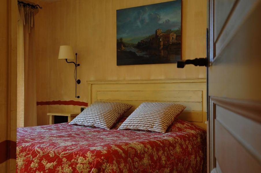 Domaine de Clairefontaine - Chambre 1
