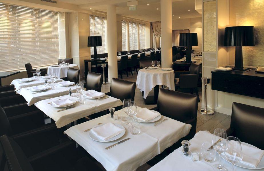Drouant - Intérieur restaurant
