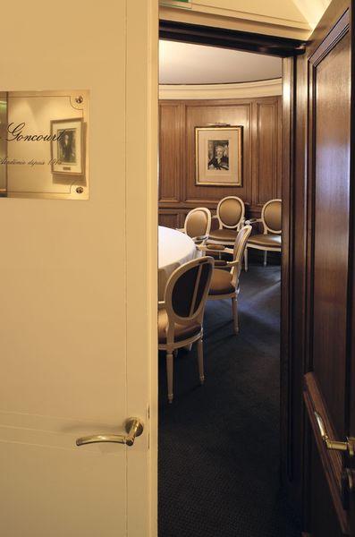 Drouant - Salon Goncourt 2