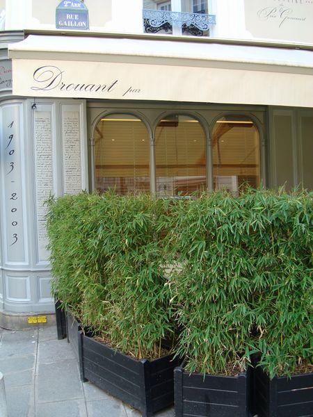 Drouant - Facade 4