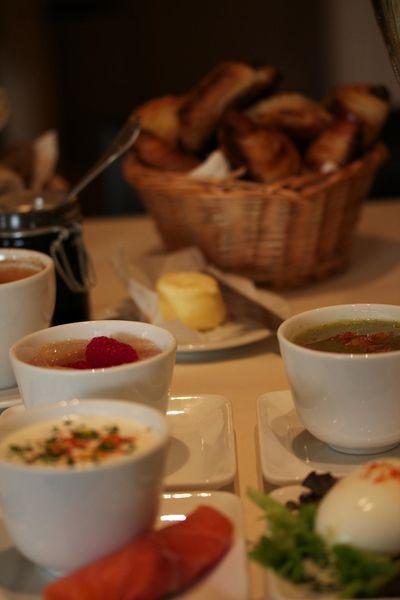 Drouant - Petit-déjeuner