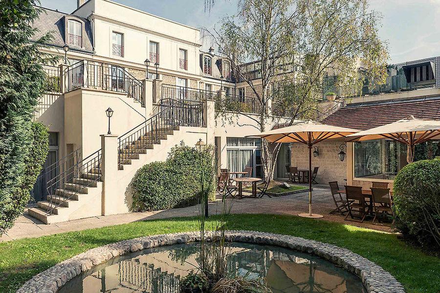 Hotel mercure paris ouest saintgermain vue d exterieur