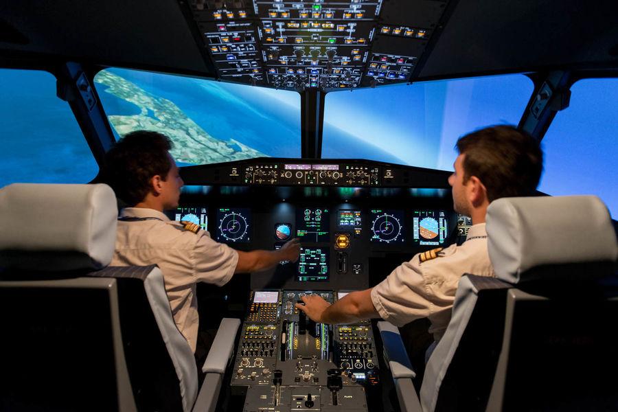 Aviasim - Pilotage