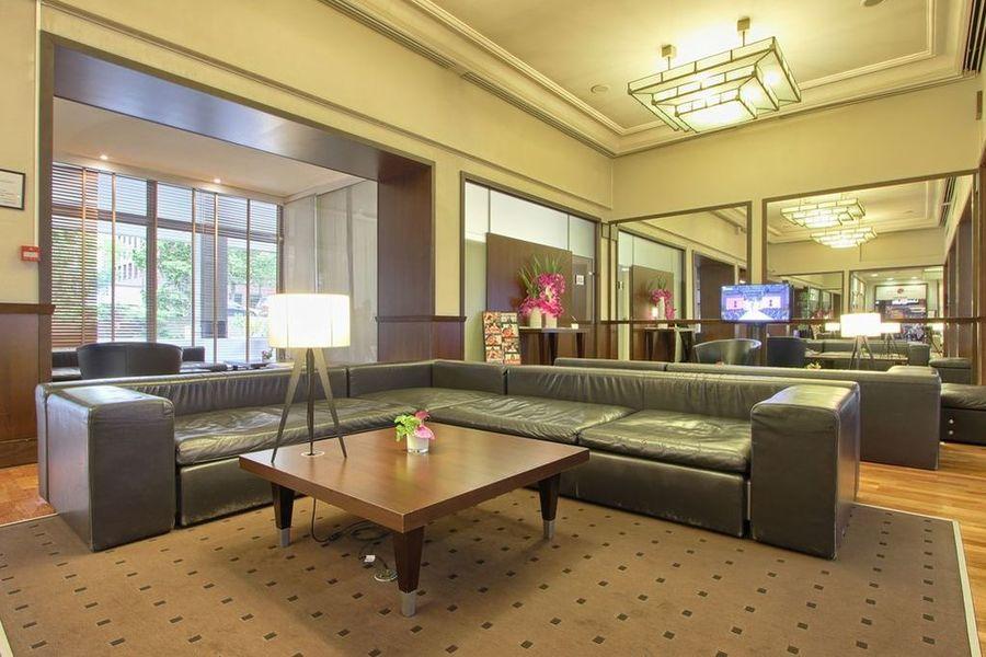 Hôtel Mercure Paris Velizy - Lobby