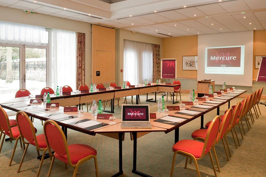 Hôtel Mercure Fontainebleau - Salle de réunion