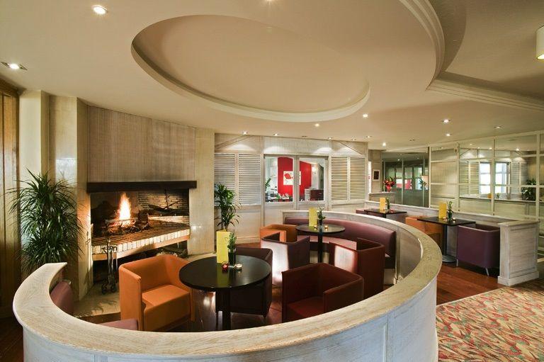 Hotel Mercure Parc du Coudray - Accueil