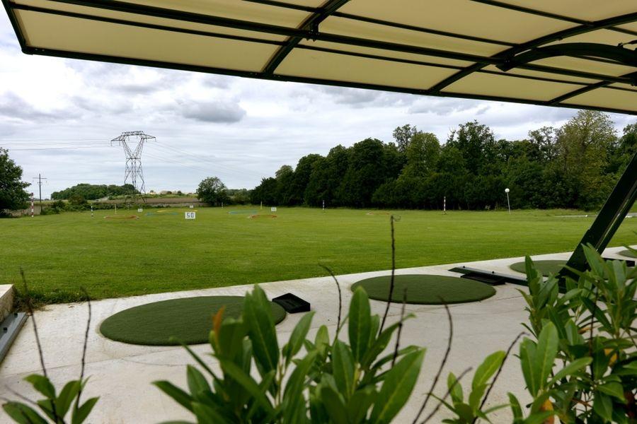 Hotel Mercure Parc du Coudray - Golf