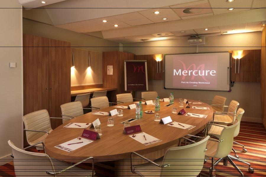 Hotel Mercure Parc du Coudray - Salon découverte