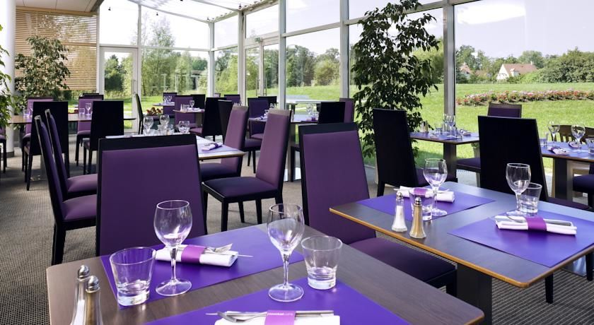 Novotel Senart Golf De Greenparc - Restaurant