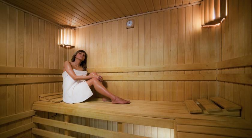 Novotel Senart Golf De Greenparc - Sauna