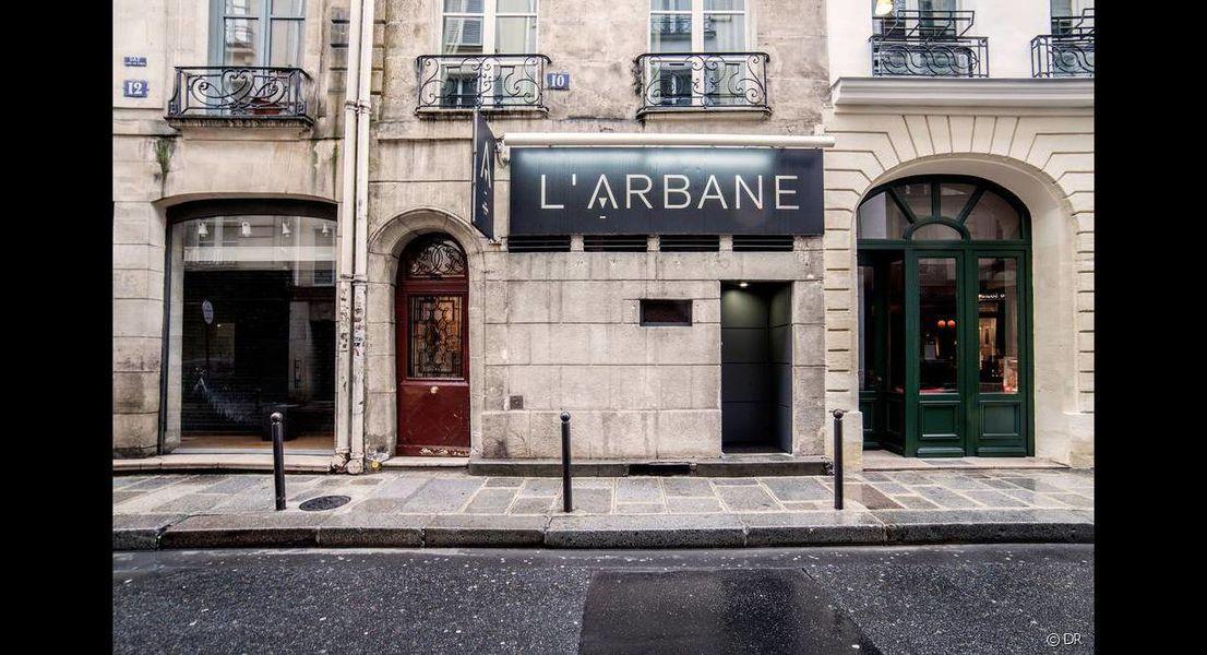 L'Arbane - Facade